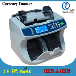 (Attractive Price! ! !) Money Checking Machine with UV/MG/MT Counterfeit Detection for Costa Rican colon(CRC) Currency