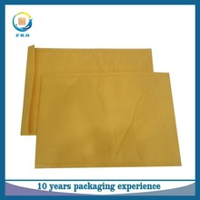 Kraft paper air bubble dapped mailers envelope express mailing bags