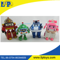 special transformative carton robot toy for Children 4 style assort