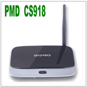 rk3288 android tv box Hot Selling CS918 advanced Android 4.2 Smart tv stick 2GB/8GB Quad Core Remote Control Android TV box