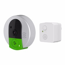 Front Door Peephole Smart Home Motion Detection P2P Remote control Wireless CCTV Onvif IP Video Wifi Doorbell