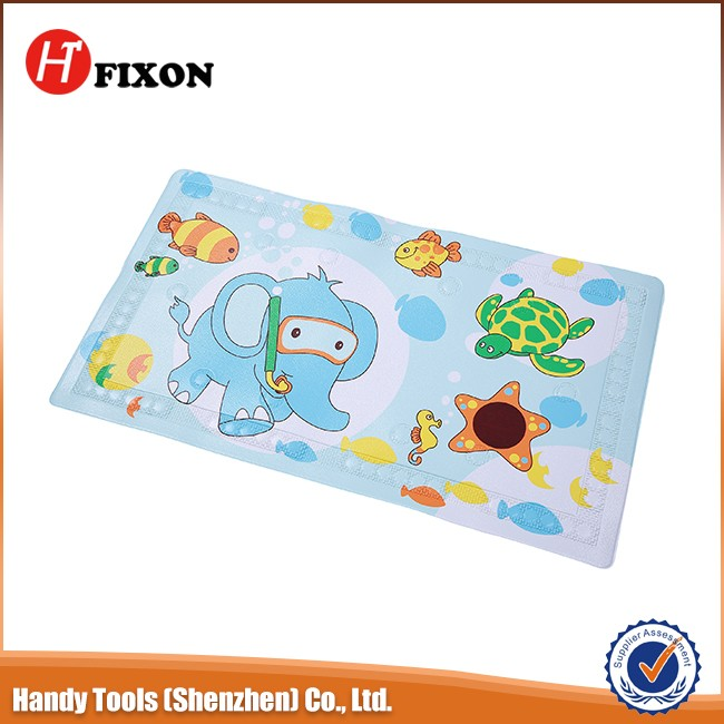 Temperature-sensitive bath mat& bath mat Non-slip pad ,anti-slip mat for bathroom