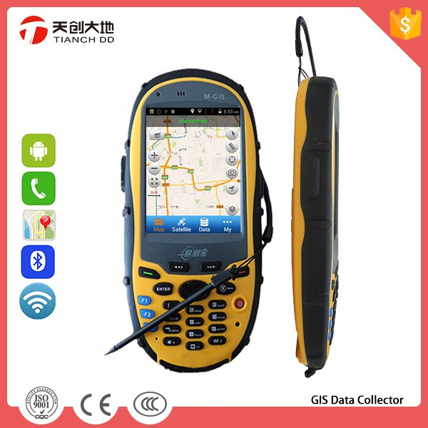 Touch Screen And Keyboard 1-5m Accuracy GPS Other Measuring & Analysing Instruments
