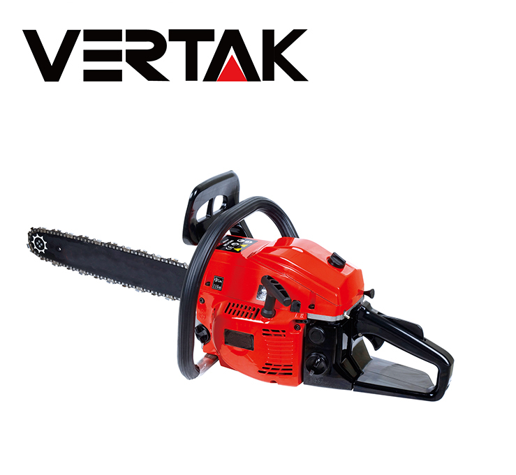Portable good quality garden tool petrol chain saw for sale