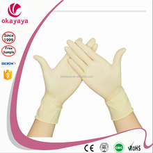 Disposable Latex Examination Gloves - Medical Grade And Industrial Grade Latex Gloves Malaysia Manufacturer