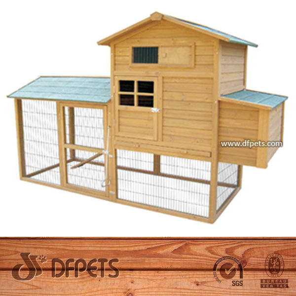 Hot Sale Wooden Roosters Cages Chicken Cages DFC004