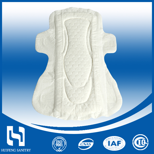 whisper brand sanitary pad with loop the napkin from fujian