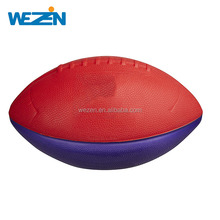 mini inflatable soccer football mouth guard exercise fitness ball
