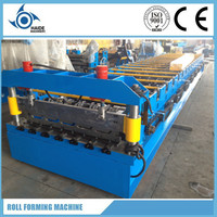 Roofing Metal Sheets Roll Forming Equipment