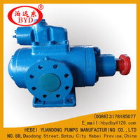 SM three screw pump In all industrial areas, can be used as a lubricating oil pump