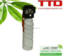 TTD Toner Cartridge TN116 117 118 119 for Konica Minolta Bizhub 164 184 195 215 315 718 toner
