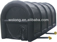 advertising inflatable tent, inflatable military tent