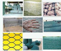 high quality and resonable price heavy hexagonal wire mesh ,gabion box for water conservancy Anping Youlian manufacture