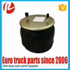 Heavy duty european truck suspension parts oem W01-358-9249 rubber air spring
