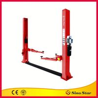 2016 4 ton cheap 2 post car lift by Sino Star