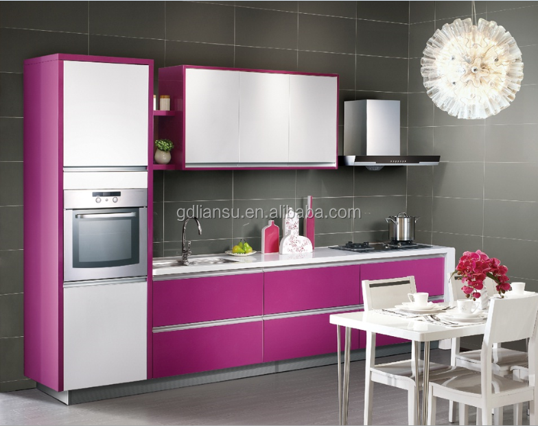 Ready made kitchen cabinets modular kitchen cabinets buy for Ready made kitchen units
