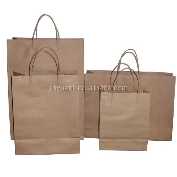 New Product Kraft Paper Recyclable Pack Bag