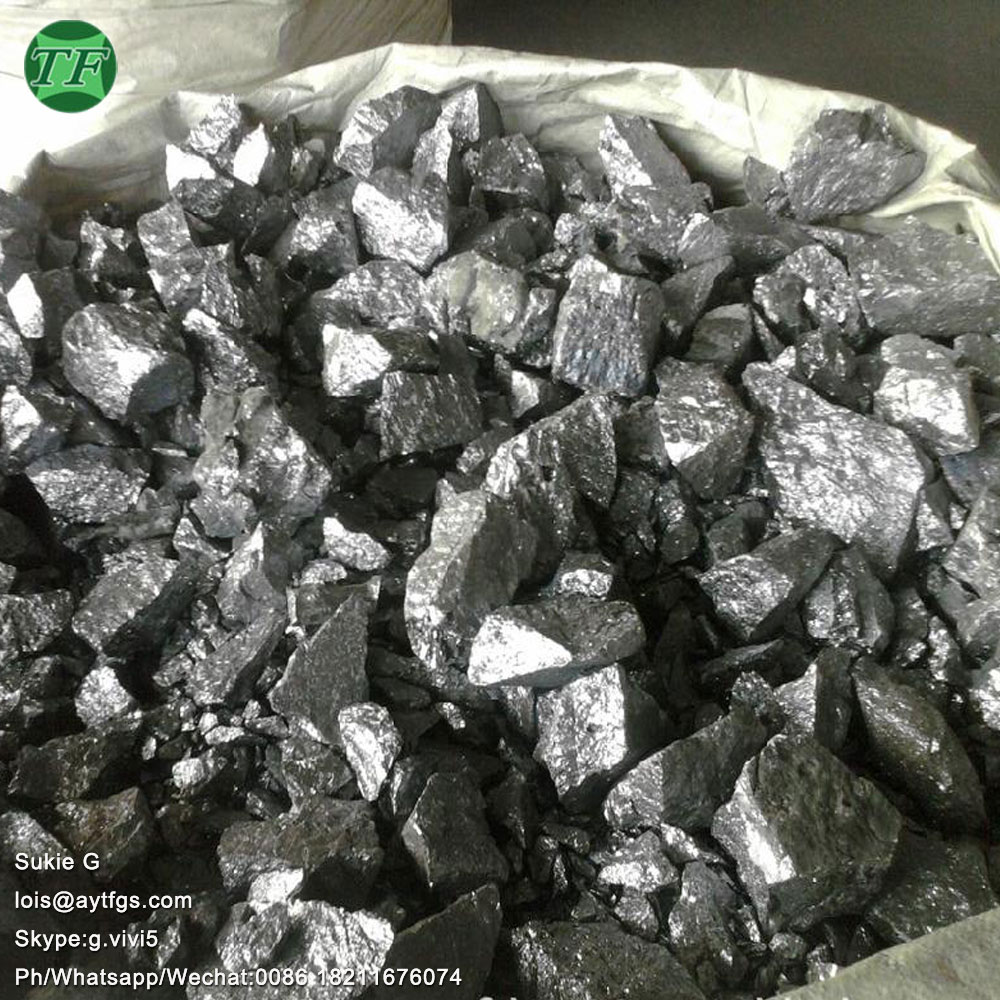 Lump/Granule/ Powder Shape silicon metal 553 Grade