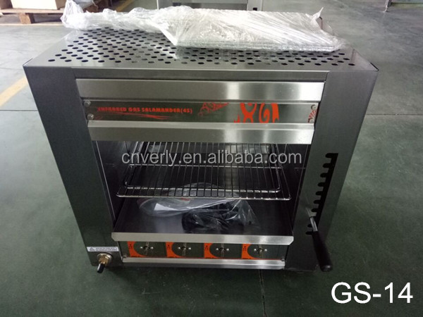 Commercial Gas Salamander GS-14 for sale