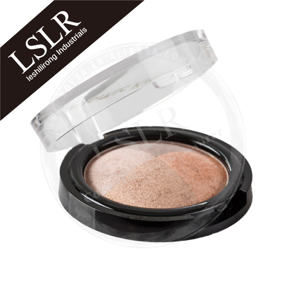 Neutral Warm Colors Baked Natural Makeup Eyeshadow