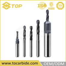 Hot selling open end yarn mills, solid carbide end mill 6 flute, carbide aluminum endmill