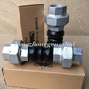 Rubber expansion joint flexible union type coupling pipe fittings