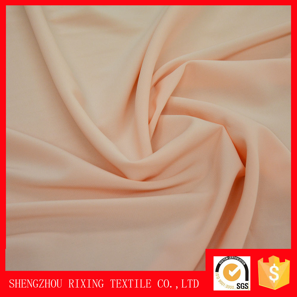 Quality good 100D chiffon 100%polyester woven technical french chiffon saree