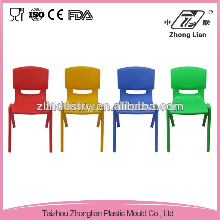 Quality-Assured colorful durable hot selling chair