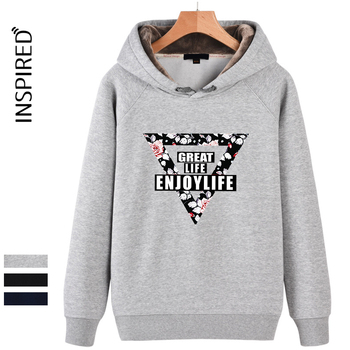 OEM custom trendy design fancy print casual dri fit hoodies for couple clothes