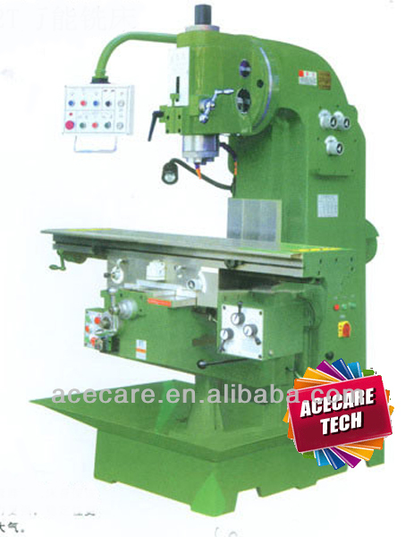 GB certificate X5032 Vertical Knee-type Milling Machine