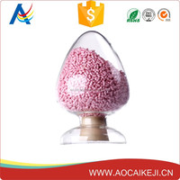 Color Plastic Masterbatch/Granules Price for ABS/PP/PE/PET