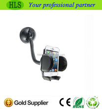 Alibaba Top Selling Car Phone Holder Windshield/Dashboard Car Holder Mount Iphone/Note/Samsung/GPS Tracker Holder Stand