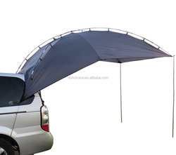 Car Tent Awning Camper Trailer Roof Top Family Tent for Beach Camping for all SUV MPV Anti-uv Tents canopy