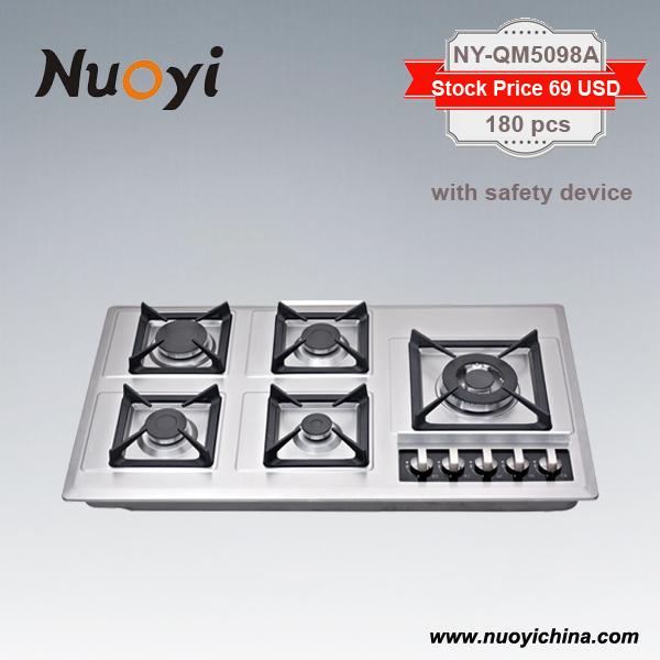 Hot selling Very Nice price for italian style household gas stove