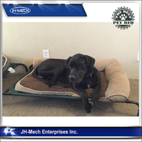 Best sale Comfortable and Waterproof Elevated Pet Bed wholesale
