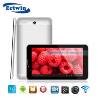 ZX-MD7023 7 inch android 3g tablet wcdma table top tablet press