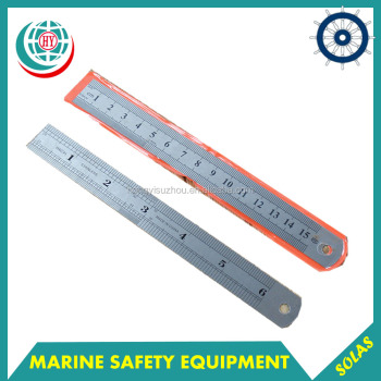 Stainless Steel Straight Ruler Double Side Measuring