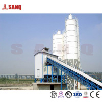New Condition and Electric Power Type concrete batching concrete mixing plant