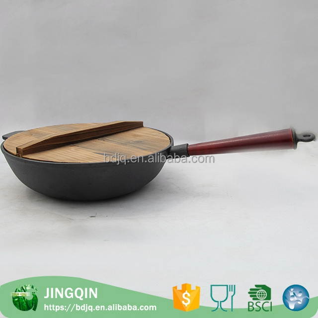 China wholesale large metal dish pan Frying Pans