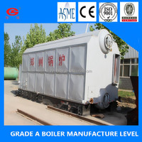SZL 8t 1.25MPa Coal Fired Good Service Steam Commercial Boiler Price