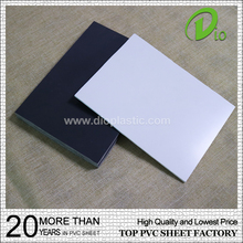 pvc rigid board for advertising board 6mm 8mm with top quality