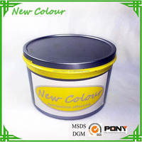 high glossy fluorescent sublimation printing offset ink