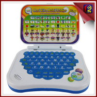 English version intelligent kids laptop learning machine educational toy IMZ157685