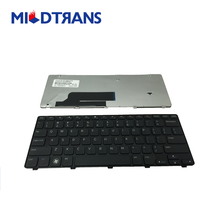 OEM high quality laptop computer keyboard layout for Dell P07T US