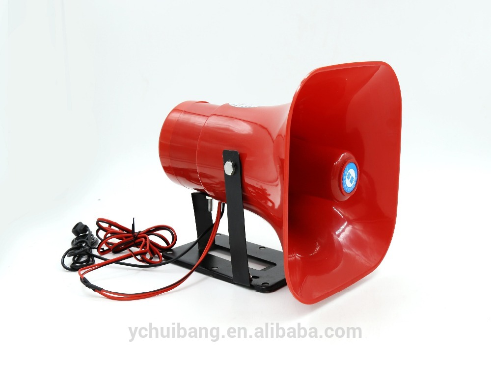 50W car megaphone used for Government