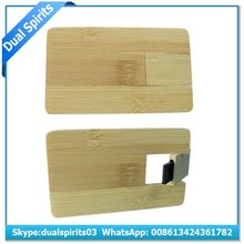 wood card usb flash drive,wooden usb flash drive card