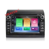 1 din Android 6.0.1 Car PC radio stereo GPS Player for Fiat Ducato 2011-2015 With 32G ROM 2G RAM Wifi Bluetooth DVD