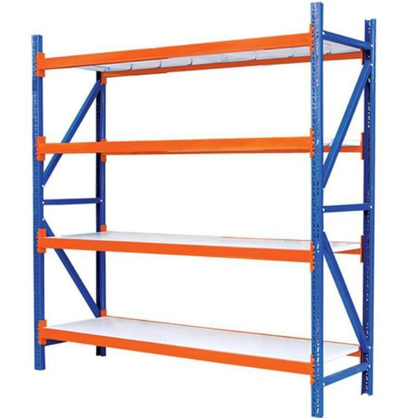 Heavy duty KD warehouse stainless steel heavy-goods racks suitable for storage of goods