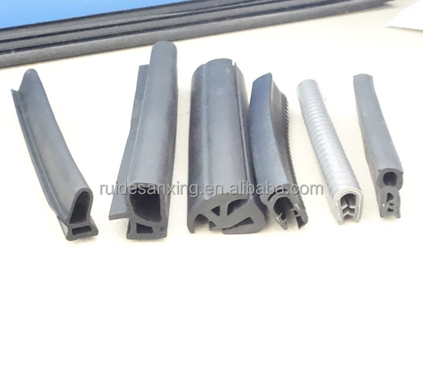 EPDM rubber strips with steel core