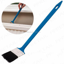 50mm LONG PLASTIC HANDLE ANGLED RADIATOR PAINT BRUSH